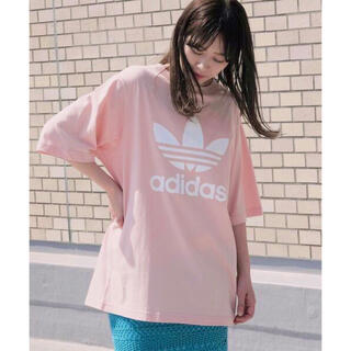 ANOTHER EDITION - adidas×Another EditionトレフォイルロゴT