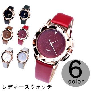 時計 腕時計 レディース ウォッチ 置き時計