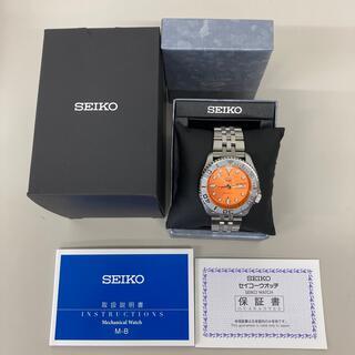 セイコー(SEIKO)のセイコーオレンジ5スポーツ★自動巻腕時計geckota(腕時計(アナログ))