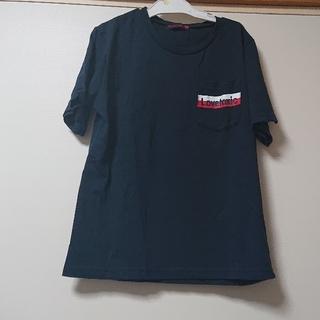 lovetoxic - ラブトキシック Tシャツ L ネイビー