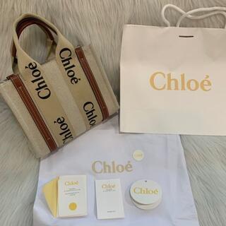 クロエ(Chloe)のクロエ Woody スモールトートバッグ(ショルダーバッグ)