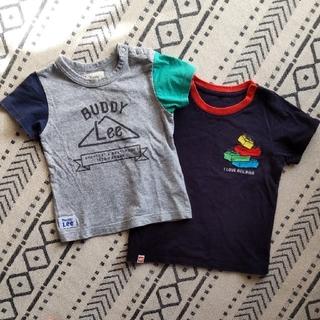 UNIQLO - UNIQLOレゴ BUDDYLee Tシャツ 90〜95センチ