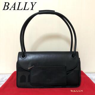 バリー(Bally)の【美品】 バリー BALLY B柄 肩掛け ショルダー ハンド バッグ(ハンドバッグ)