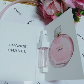 CHANEL - 63 シャネル香水サンプルチャンス