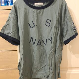 リベットアンドサージ(rivet & surge)のTシャツ rivet&surge(Tシャツ(半袖/袖なし))