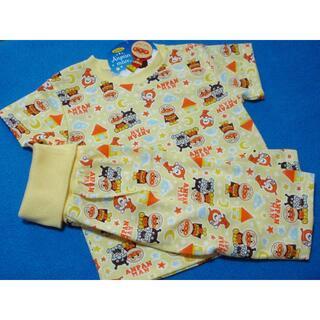 アンパンマン - 新品 90cm アンパンマン 星空アンパンマン総柄腹巻付き半袖パジャマ