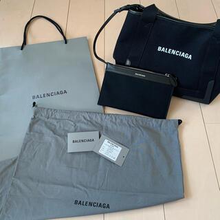 Balenciaga - BALENCIAGA バッグ(ショップバッグ、布の袋付き)