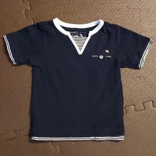 アーノルドパーマー(Arnold Palmer)のアーノルドパーマー半袖ポロシャツ110(Tシャツ/カットソー)