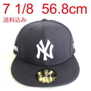 モマ(MOMA)のNew Era Moma NY Yankees Cap 1/8 モマ ヤンキース(キャップ)