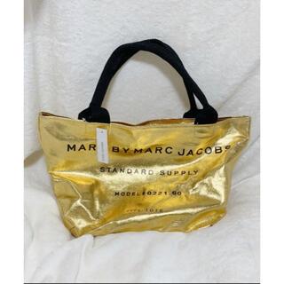 MARC BY MARC JACOBS - マークバイマークジェイコブス  ゴールド トート