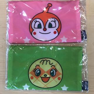 アンパンマン(アンパンマン)のアンパンマン 巾着バッグ メロンパンナちゃん&ドキンちゃん(キャラクターグッズ)