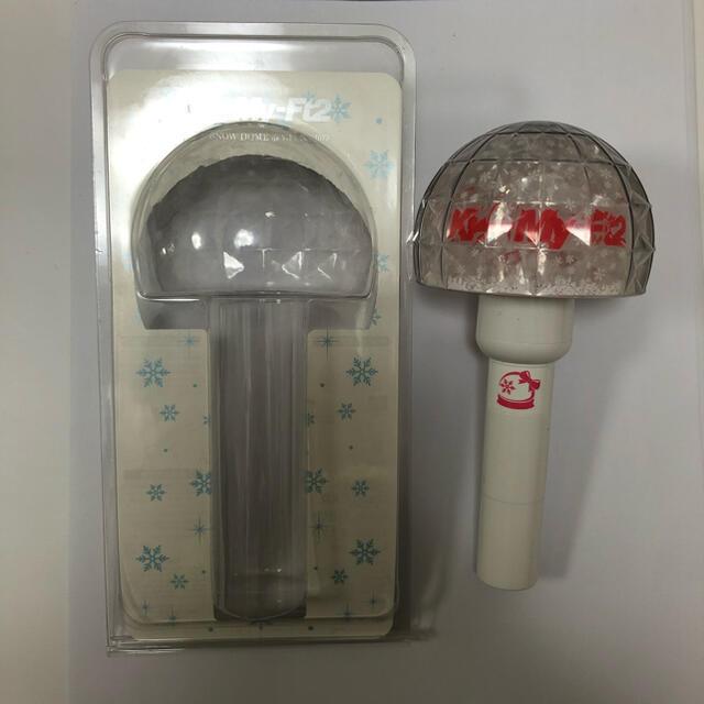 Kis-My-Ft2(キスマイフットツー)のKis-My-Ft2 ペンライト SNOW DOMEの約束 エンタメ/ホビーのタレントグッズ(アイドルグッズ)の商品写真