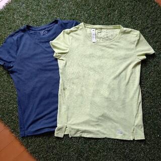 アディダス(adidas)のアディダス 無印 スポーツTシャツ(Tシャツ(半袖/袖なし))