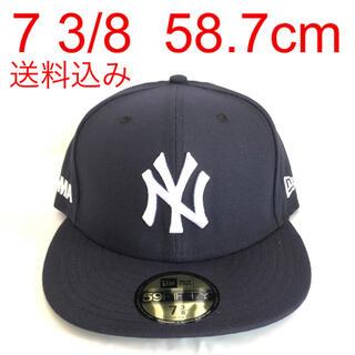 モマ(MOMA)のNew Era Moma NY Yankees Cap 3/8 モマ ヤンキース(キャップ)