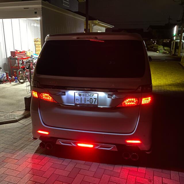 トヨタ(トヨタ)のヴェルファイア  車検2年付き! 自動車/バイクの自動車(車体)の商品写真