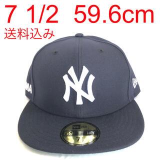モマ(MOMA)のNew Era Moma NY Yankees Cap 1/2 モマ ヤンキース(キャップ)