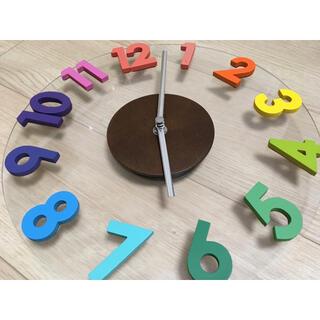 フランフラン(Francfranc)の壁掛け時計INTERFORMインターフォルムウォールクロックFrancfranc(掛時計/柱時計)