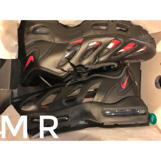 シュプリーム(Supreme)の27.5cm Supreme Nike Air Max 96 black(スニーカー)