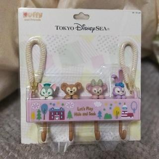 Disney - ダッフィーフレンズ フック ポーチ