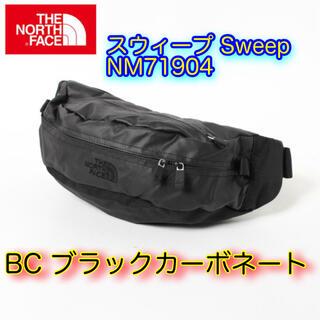 THE NORTH FACE - ノースフェイス スウィープ NM71904 BC ブラックカーボネート
