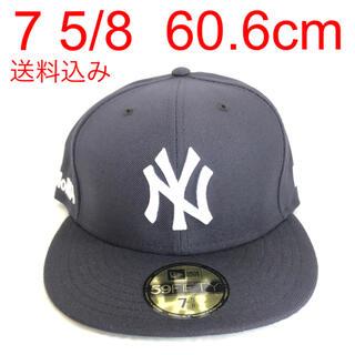 モマ(MOMA)のNew Era Moma NY Yankees Cap 5/8 モマ ヤンキース(キャップ)