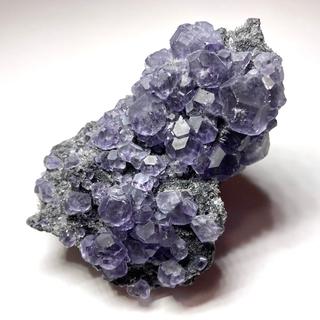 蛍石 パープル フローライト 水晶 宝石 原石 鉱物 鉱石 天然石 福建省