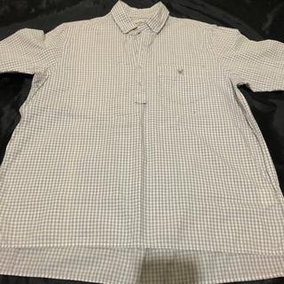 コーエン(coen)のcoen チェックシャツ(シャツ/ブラウス(半袖/袖なし))