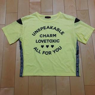 lovetoxic - Lovetoxic 半袖Tシャツ Lサイズ