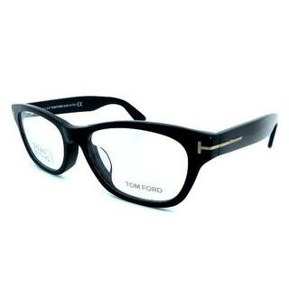 TOM FORD - トムフォード TF5425-F 眼鏡 伊達メガネ 53□17 140 黒