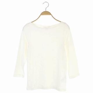 オーラリー ×イエナ 20AW ボートネック カットソー Tシャツ 七分袖