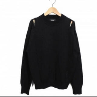 TOGA - 【soduk】kudos front holes pull over