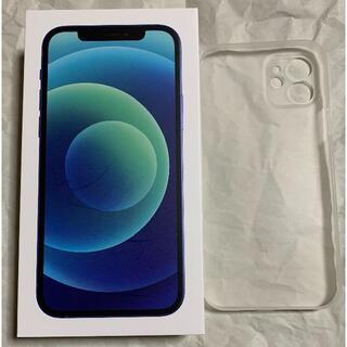 Apple - 新同 SIMフリー iPhone12 128GB ブルー 保証有