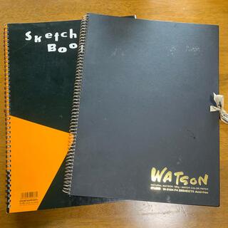 マルマン(Maruman)のワトソンブック スケッチブック マルマン(スケッチブック/用紙)