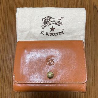 IL BISONTE - 人気 イルビゾンテ 二つ折り財布