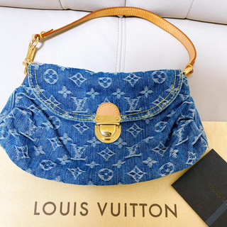 LOUIS VUITTON - LOUIS  VUITTONミニプリーティ(美品)