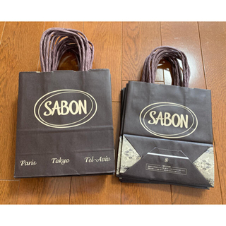 サボン(SABON)のサボン SABON ショッパー 20枚セット(ショップ袋)