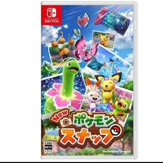 Nintendo Switch - 新品未開封 Nintendo Switch ポケモンスナップ