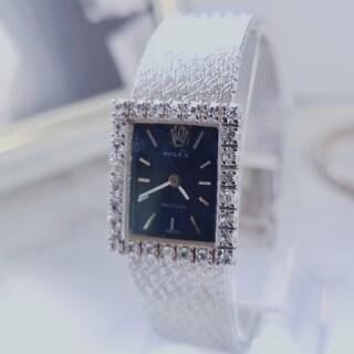 ROLEX - ★希少品★ROLEX ロレックス 純正ダイヤベゼルブレス 18KWG OH済