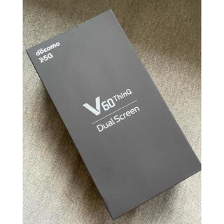 LG Electronics - 【未開封新品】LG V60 ThinQ 5G L-51A SIMフリー