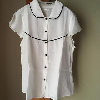 イーエーピー(e.a.p)のフレンチスリーブシャツ(シャツ/ブラウス(半袖/袖なし))