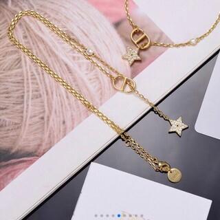 Dior - 美品 レディース  Dior  ネックレス