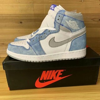 NIKE - 26cm Air Jordan 1 High OG Hyper Royal