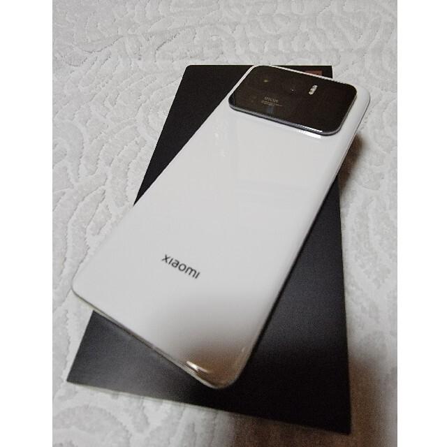 ANDROID(アンドロイド)の週末限定出品 mi11Ultra 12GB 256GB 中国版グローバルrom スマホ/家電/カメラのスマートフォン/携帯電話(スマートフォン本体)の商品写真