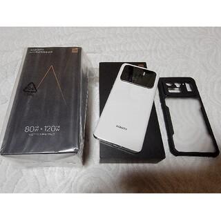 ANDROID - mi11Ultra 12GB 256GB 中国版グローバルrom
