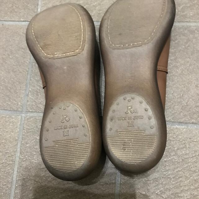 Re:getA(リゲッタ)のリゲッタ Rアールローヒール パンプス M レディースの靴/シューズ(ローファー/革靴)の商品写真
