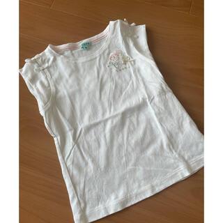 TOCCA - 水通しのみ トッカ tocca 定番Tシャツ120 110