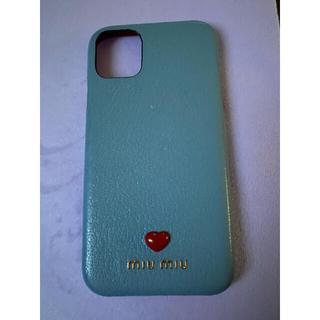 miumiu - miumiu iPhone11ケース