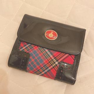 Vivienne Westwood - Vivienne Westwood マックマラタータンチェック折り財布