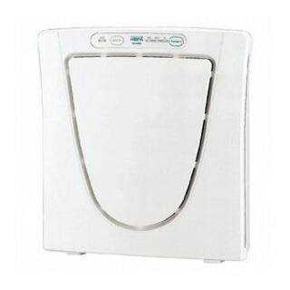 ツインバード(TWINBIRD)の新品未使用TWINBIRDホワイト ファンディファイン ヘパ 空気清浄機(空気清浄器)
