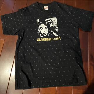 XLARGE - XLARGE X-girl  コラボTシャツ